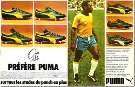 Botines Puma Viejos